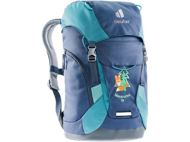 Deuter Waldfuchs 14 Backpack Kids, midnight/petrol